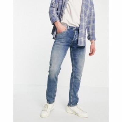 ペペジーンズ Pepe Jeans メンズ ジーンズ・デニム ボトムス・パンツ Track Regular Fit Jeans ブルー