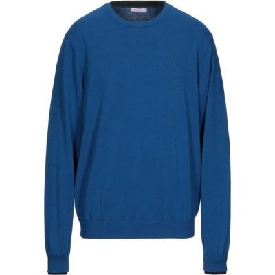 サン シックスティーエイト SUN 68 メンズ ニット・セーター トップス Sweater Blue