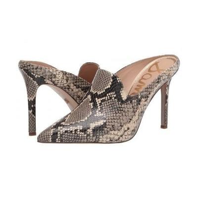 Sam Edelman サムエデルマン レディース 女性用 シューズ 靴 ヒール Harlee - Ecru Multi Exotic Snake Print Leather