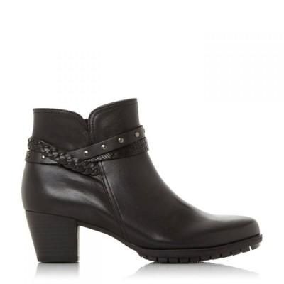ガボール Gabor レディース ブーツ ショートブーツ シューズ・靴 Oakford Reptile Ankle Boots Black