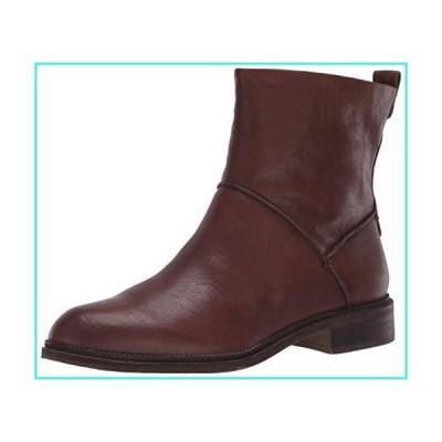 【新品】Franco Sarto Womens Haven Brown Booties 5.5 M(並行輸入品)