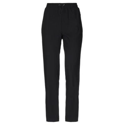 LAUREN VIDAL パンツ ブラック XS ポリエステル 100% パンツ