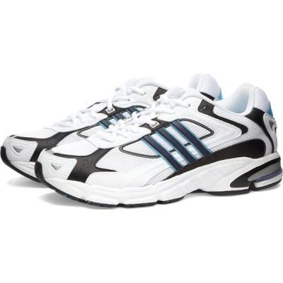 アディダス Adidas メンズ スニーカー シューズ・靴 Response X White/Navy/Black