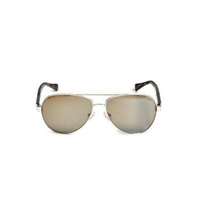 ゲス メンズサングラス GUESS Men's Bryan Aviator Sunglasses