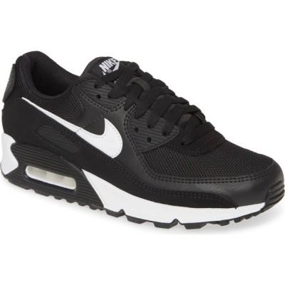 ナイキ NIKE レディース スニーカー エアマックス 90 シューズ・靴 Air Max 90 Sneaker Black/White/Black