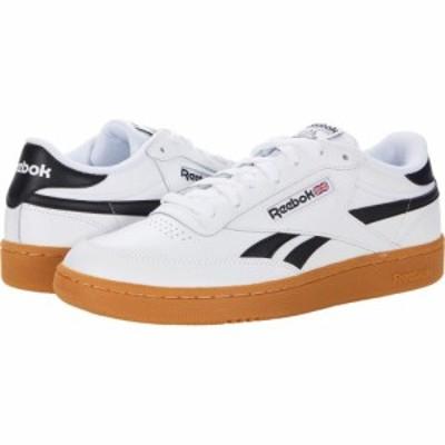 リーボック Reebok Lifestyle メンズ スニーカー シューズ・靴 Club C Revenge White/Black/Gum