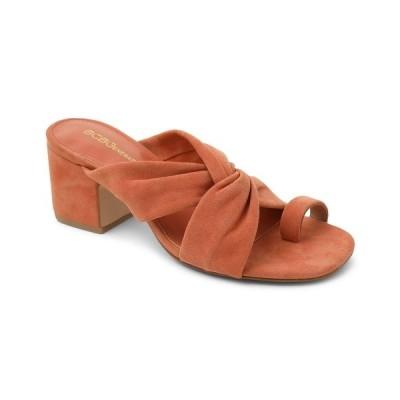 BCBジェネレーション サンダル シューズ レディース Dextar Toe-Post Dress Sandals Orange