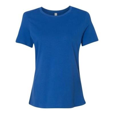 レディース 衣類 トップス Women's Relaxed Jersey Tee BELLA + CANVAS Tシャツ