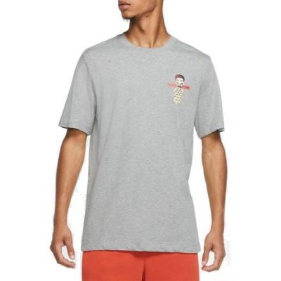 ナイキ メンズ Nike Men's Sportswear Sole Food Graphic T-Shirt 半袖 DK GREY HEATHER