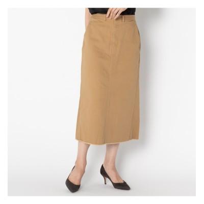 【エリオポール/HELIOPOLE】 HELIOPOLE 《MORE SALE》カツラギ マーメイドスカート