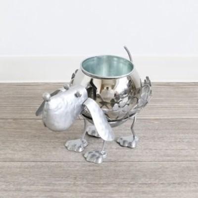 鉢カバー プランター 犬 || ガーデニング エクステリア