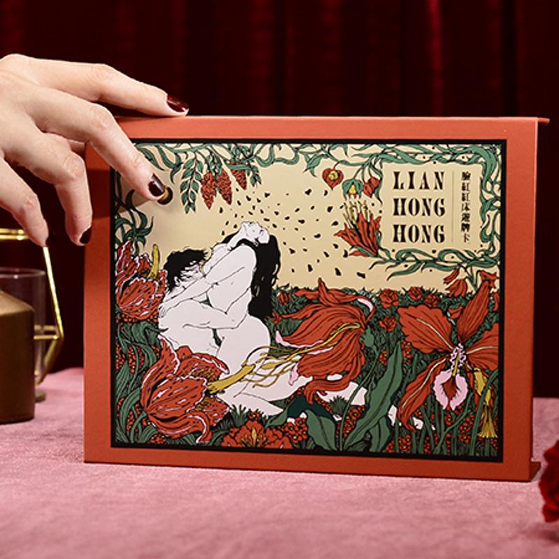 【女人迷商號 Womany Shop】臉紅紅床遊卡牌