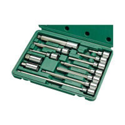 """SATA ToolsSATA 12pcs 1/2""""DR.ビットソケットセット RS-09055 SATA Tools(直送品)"""