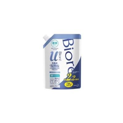 ビオレu ザ ボディ 液体タイプ ピュアリーサボンの香り つめかえ用 750ml 花王 返品種別A