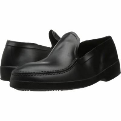 ティングリー Tingley Overshoes メンズ ローファー モカシン シューズ・靴 Rubber Moccasin Black