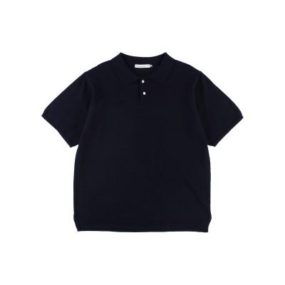 Men's ミラノリブ ビッグシルエットニットポロシャツ