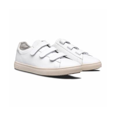 【オンワード】 Foot Community(フットコミュニティ) 【クレイ メンズ】LJ03CBV/ベルクロ レザースニーカー ホワイト 85 (26.5cm) メンズ 【送料無料】