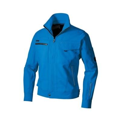 AZ-30430 アイトス 帯電防止・吸汗速乾長袖サマーブルゾン(男女兼用) 作業服