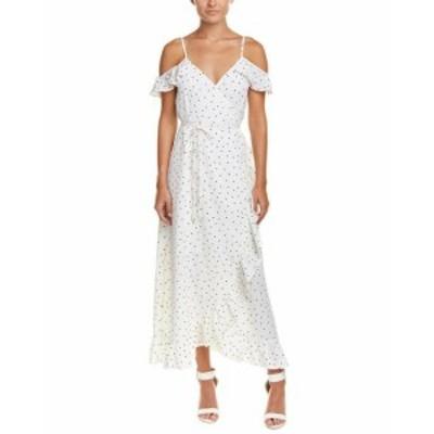 after アフター ファッション ドレス After Mrkt Wrap Dress M