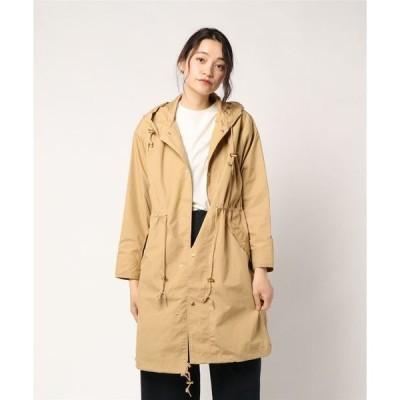 アウター 【chocol raffine robe】スプリングコート