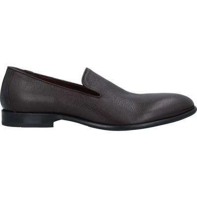 ジョバンニ コンティ GIOVANNI CONTI メンズ ローファー シューズ・靴 Loafers Dark brown