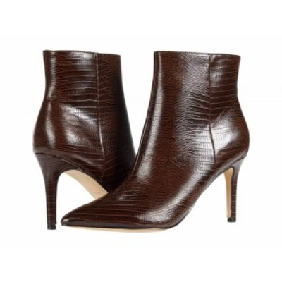 Nine West ナインウエスト レディース 女性用 シューズ 靴 ブーツ アンクル ショートブーツ Fhayla Brown【送料無料】