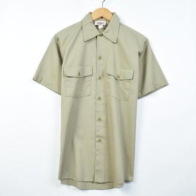 ディッキーズ Dickies 半袖 ワークシャツ メンズM /eaa026640