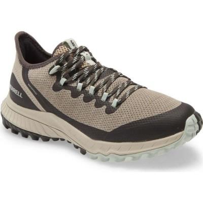 メレル MERRELL レディース スニーカー シューズ・靴 Bravada Waterproof Sneaker Aluminum Fabric