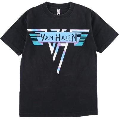 ALSTYLE APPAREL & ACTIVEWEAR VAN HALEN ヴァンヘイレン バンドTシャツ メンズS /eaa150692