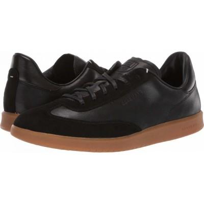 コールハーン Cole Haan メンズ スニーカー シューズ・靴 Grandpro Turf Sneaker Black Tumbled/Black Suede