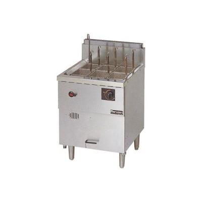 【業務用/新品】【マルゼン】ゆで麺機 冷凍麺釜 MRF-066C 幅600×奥行600×高さ800mm 【送料無料】