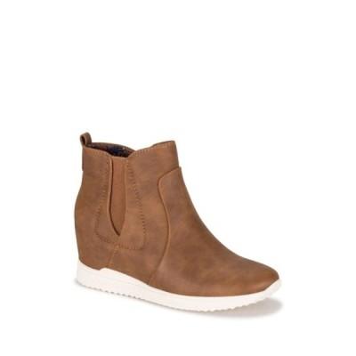 ベアトラップス レディース ブーツ&レインブーツ シューズ Jaci Wedge Sneaker Bootie WHISKEY
