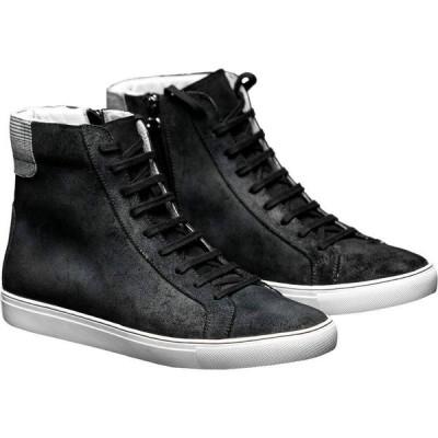 TCG メンズ スニーカー シューズ・靴 Logan Black/Plaid