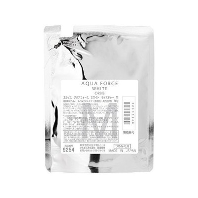 オルビス(ORBIS) アクアフォースホワイトモイスチャー Mタイプ(しっとり) つめかえ用 50g ◎薬用美白保湿液◎