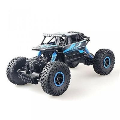 電子おもちゃ Jutao Boys 1:18 Scale 2.4G Electronic Remote Control Off-Road RC Car Toys Blue
