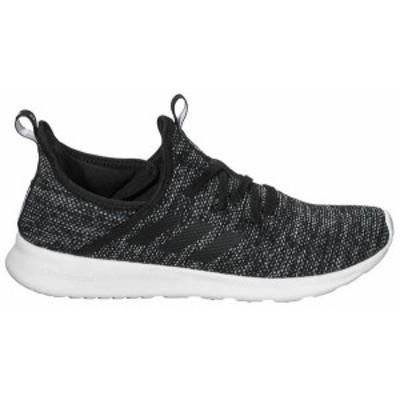 アディダス レディース スニーカー シューズ adidas Women's Cloudfoam Pure Shoes Black/White