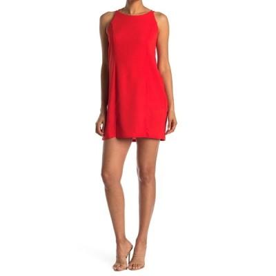 コレクティブコンセプツ レディース ワンピース トップス Sleeveless Dress RED