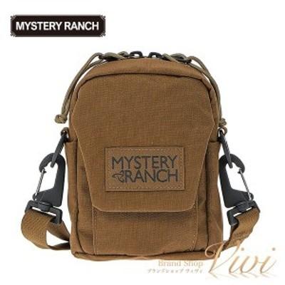 MYSTERY RANCH ミステリーランチ ショルダーバッグ メンズ バッグ  BOP/COYOTE ラッピング無料 UE1062