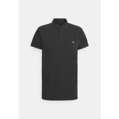メンズ ファッション WARD EXCLUSIVE - Polo shirt - raven