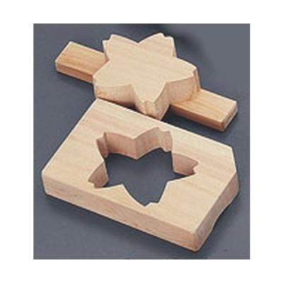 調理小物 厨房用品 / 朴 物相型 桜 寸法: 出来上がり寸法:φ108 x H30mm