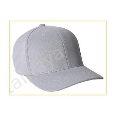 Yupoong Flexfit Baseball Cap - SILVER - Small / Medium [Apparel]