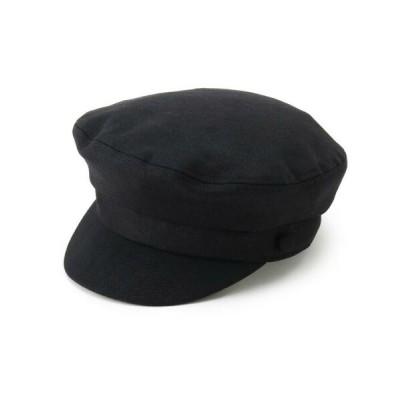 Couture Brooch/クチュールブローチ リネンキャスケット ブラック(019) 00
