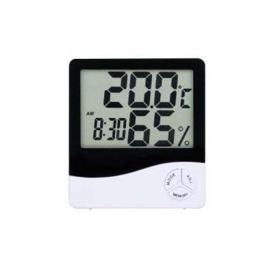 デジタル温湿度計  48個販売 温度・湿度管理で風邪やウイルス対策