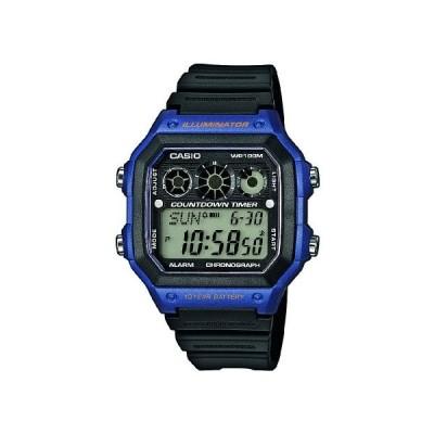 腕時計 カシオ メンズ AE-1300WH-2AVEF Casio Collection Men's Watch AE-1300WH-2AVEF