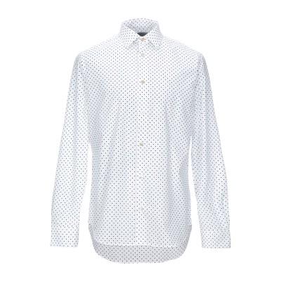 ポール・スミス PAUL SMITH シャツ ホワイト 17 コットン 100% シャツ