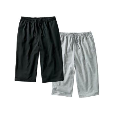 ルームパンツ2枚組 メンズパジャマ, Men's Pajamas