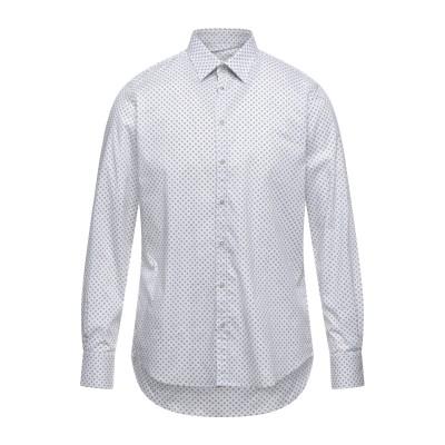 ハマキホ HAMAKI-HO シャツ ベージュ S コットン 97% / ポリウレタン 3% シャツ