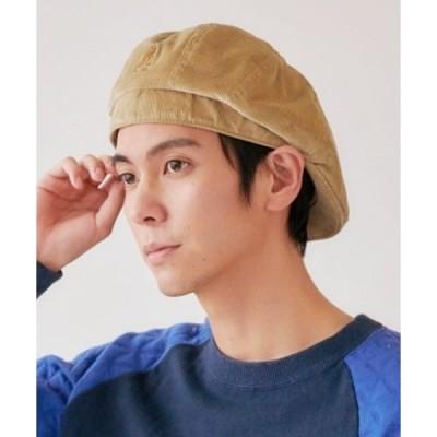 帽子 【KANGOL】Cord Hawker