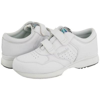 プロペット スニーカー メンズ Life Walker Strap Medicare/HCPCS Code = A5500 Diabetic Shoe White