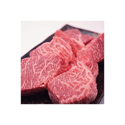 高木精肉店 飛騨牛ヒレサイコロステーキ 200g